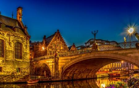 国外城市HDR风光4K高清超高清壁纸精选