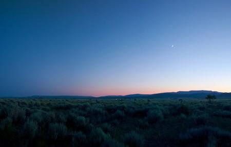 俄勒冈农场 黄昏 4K风景高端电脑桌面壁纸