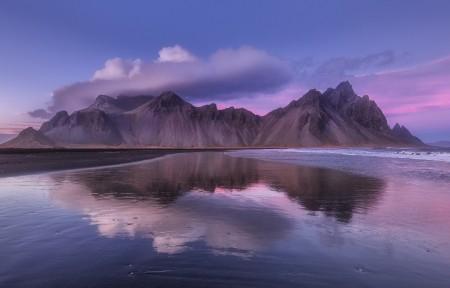 美丽的海边风景3440x1440高端电脑桌面壁纸