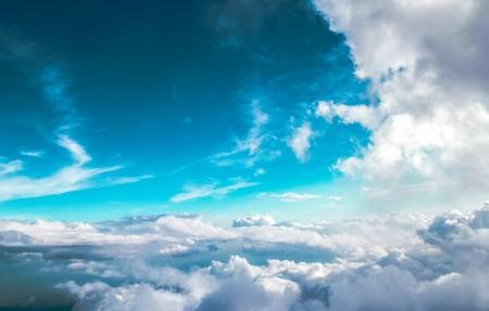 天空云风景4K高端电脑桌面壁纸