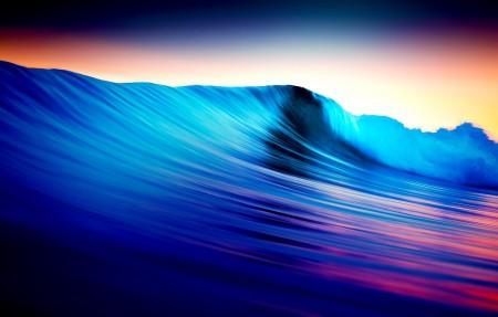 波涛海浪风景4k高端电脑桌面壁纸