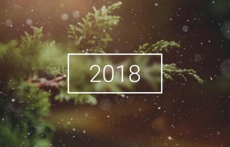 2018年新年风景5k桌面高端电脑桌面壁纸