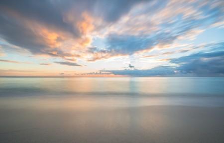 迈阿密海滩风景4K高端电脑桌面壁纸