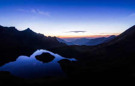 美丽的日落风景3840x2160高端电脑桌面壁纸