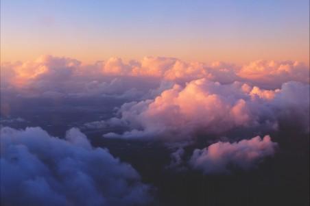 天空 美丽的云 4K高端电脑桌面壁纸