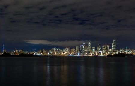 西雅图十二号城市4K风景高端电脑桌面壁纸