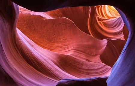 纳瓦霍国家公园 峡谷风景 4K高端电脑桌面壁纸