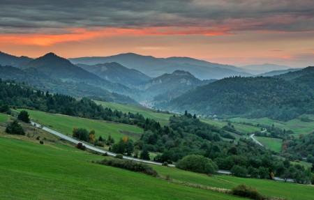 斯洛伐克风景4K高端电脑桌面壁纸