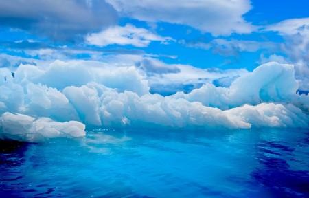 海洋 冰川4K风景高端电脑桌面壁纸