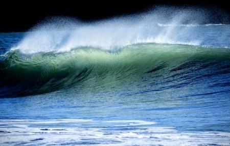 加利福尼亚索萨利托的罗迪欧海滩 海洋之舞4K高端电脑桌面壁纸