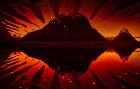 新西兰Fjordlands国家公园摄影风景4k超高清壁纸精选