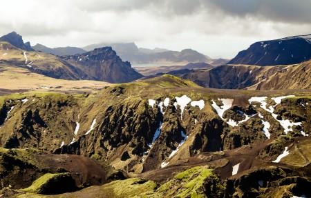 冰岛风光4K高端电脑桌面壁纸