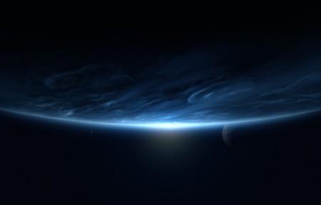 空间 行星 恒星 空间 星空4K高端电脑桌面壁纸