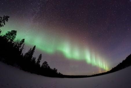 美丽的夜晚星空风景6K高端电脑桌面壁纸