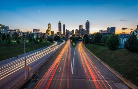 城市夜景摄影风景5K高端电脑桌面壁纸