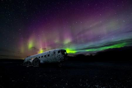 夜晚星空风景4K高端电脑桌面壁纸
