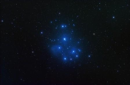 星空 昴宿星团4K超高清壁纸精选