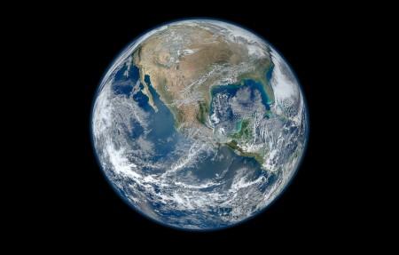 地球全貌 8000X8000 作者 NASA 4K超高清壁纸精选