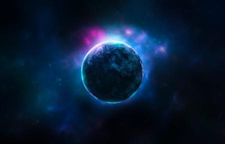 星空,星球,宇宙,3440x1440高端电脑桌面壁纸