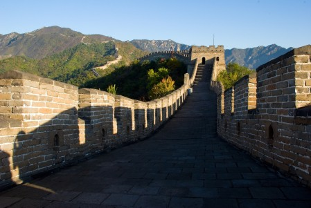 万里长城风景摄影4K超高清壁纸精选