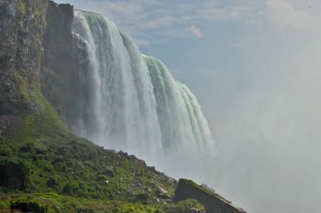 尼亚加拉瀑布风景图片