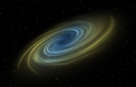 空间 背景 螺旋 银河 宇宙 星云 星星 星空4K图片