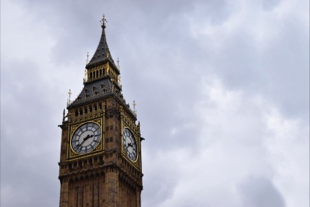 英国大本钟4K图片