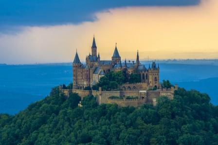 皮埃尔 历史 城堡 4K风景图片