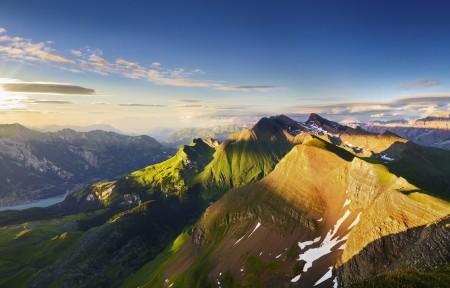 自然 山 美丽风景图片 4k高清高端电脑桌面壁纸