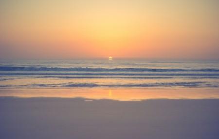 海边日落4K风景超高清壁纸精选