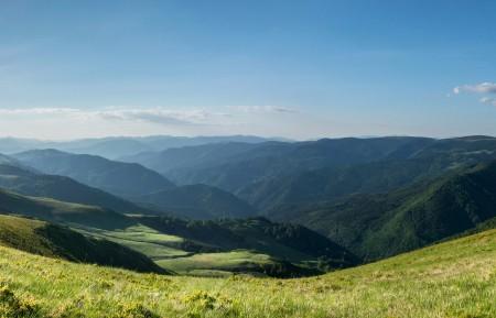 保加利亚 皮林山风景4K高端电脑桌面壁纸