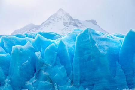 美丽的冰川风景4k高端电脑桌面壁纸