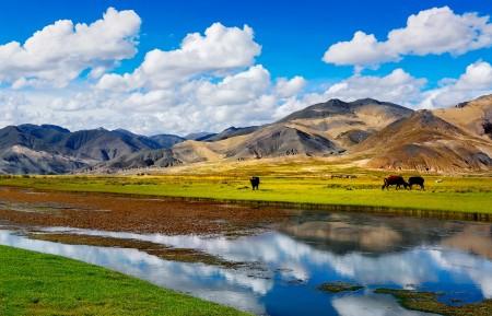 西藏风光4K超高清壁纸精选