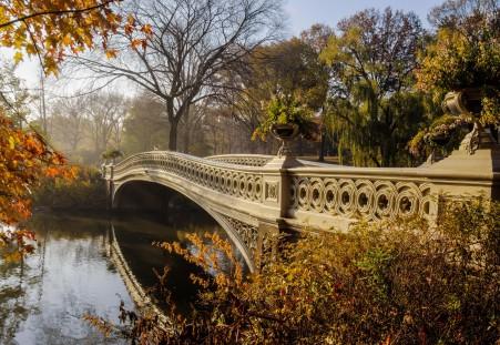 自然 美丽桥 5K风景图片