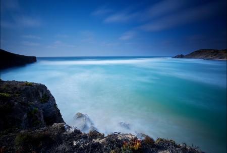 葡萄牙 阿尔加维大西洋 5K风景图片高端电脑桌面壁纸