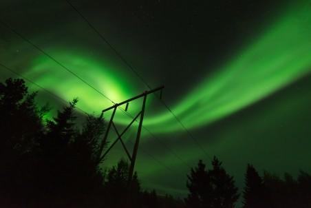 晚上的天空摄影4k风景图片
