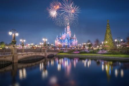 迪士尼4k风景图片
