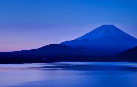 富士山高清4k风景桌面高端电脑桌面壁纸