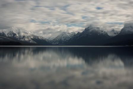山 湖 4k风景图片