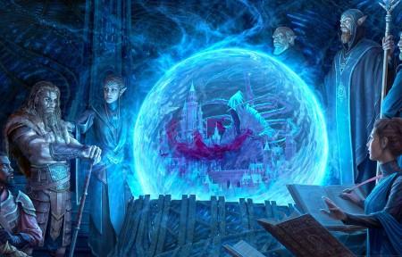 The Elder Scrolls Online_ Summerset上古卷轴3440x1440高端电脑桌面壁纸