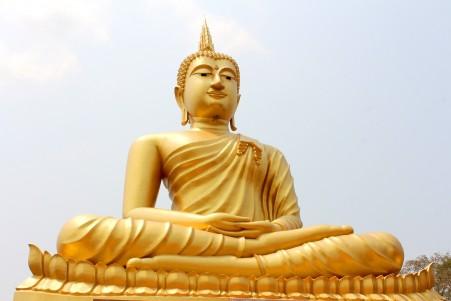 泰国大金黄菩萨5k图片