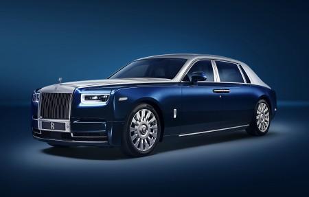 劳斯莱斯幻影Rolls-Royce Phantom EWB Chengdu 4k超高清壁纸精选