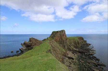 苏格兰海边风景5k高端电脑桌面壁纸