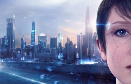 《Detroit: Become Human》5k游戏高端电脑桌面壁纸