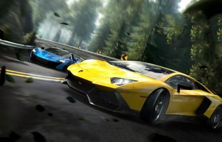 Need For Speed Edge 4k游戏高端电脑桌面壁纸