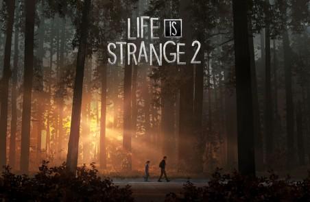 《奇异人生2 Life is Strange 2》4k高端电脑桌面壁纸