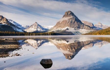 寂静的湖4k风景超高清壁纸精选