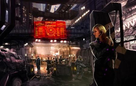 《精英危险(Elite:Dangerous)》4k游戏高清壁纸极品游戏桌面精选