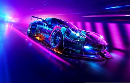 《Need for Speed: Heat》极品飞车4k高端电脑桌面壁纸