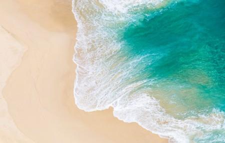 印度尼西亚Kelingking Beach精灵沙滩4k壁纸